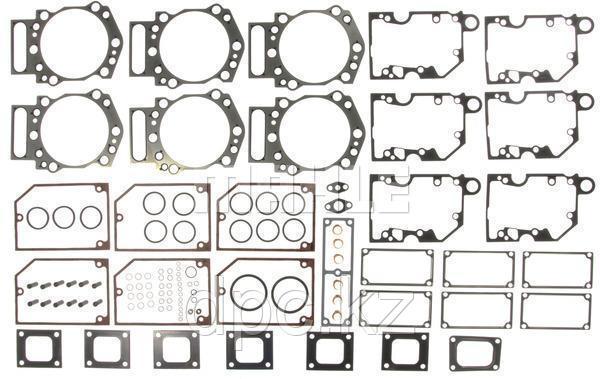 Набор прокладок головки блока цилиндров MAHLE HS54984-2 для двигателя Cummins K19 4352576 3800727
