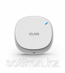Умный датчик температуры и влажности ELARI Smart Sensor белый