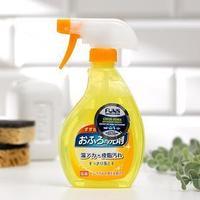 Спрей-пенка чистящая для ванной комнаты FUNS с ароматом апельсина и мяты, 380 мл