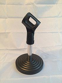 Стенд металлический c держателем для микрофонов