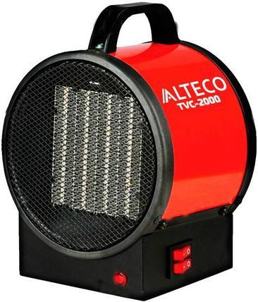 Пушка тепловая электрическая Alteco 2кВт, фото 2