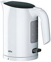 Электрический чайник Braun WK3000WH белый