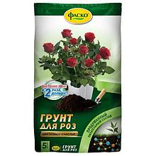 """Почвогрунт для роз """"Цветочное счастье"""", 5 л"""