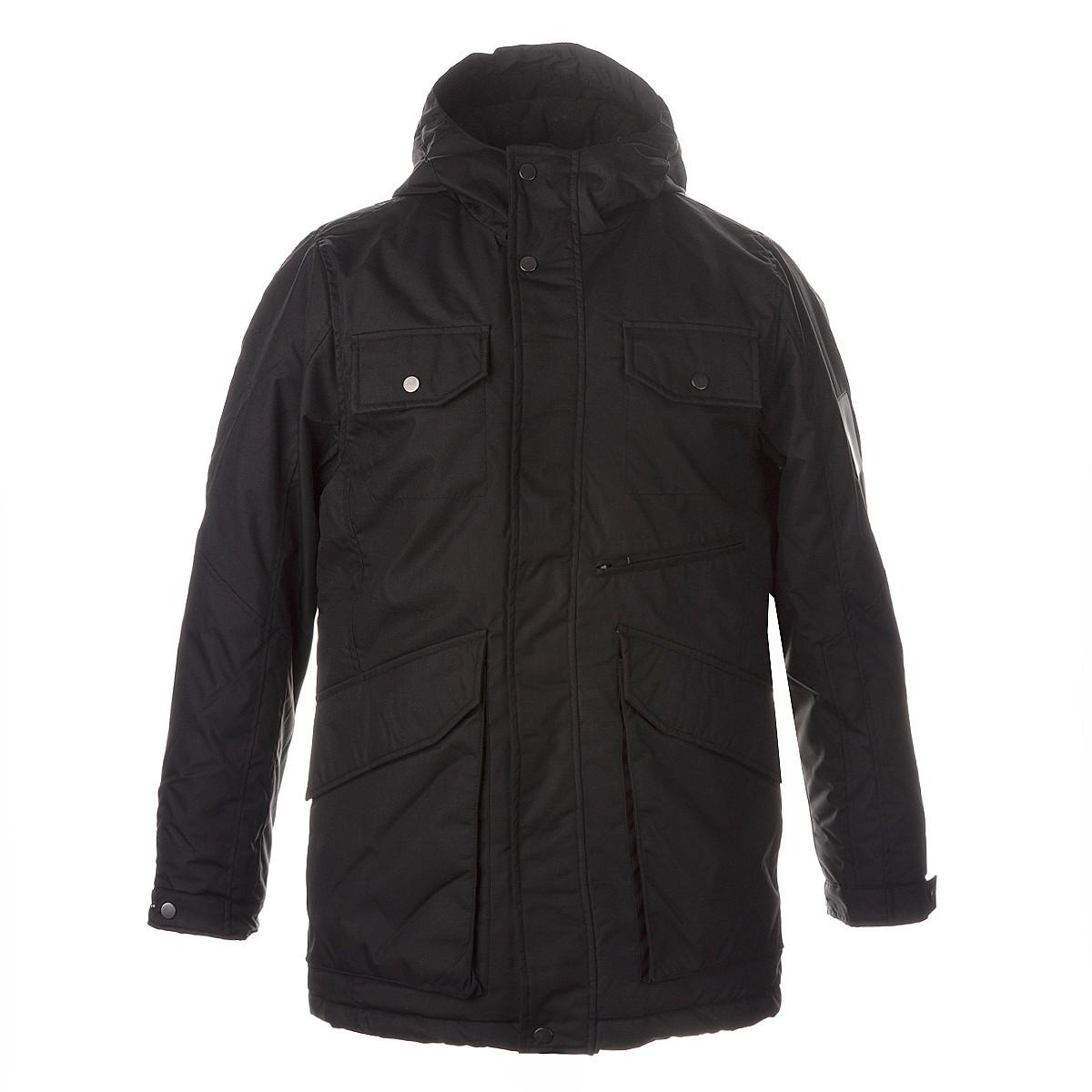 Куртка для мужчин VINCET, чёрный