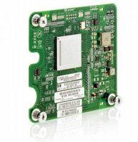 HBA-адаптер QLogic QMH2562 8 Гб Fibre Channel для c-Class BladeSystem