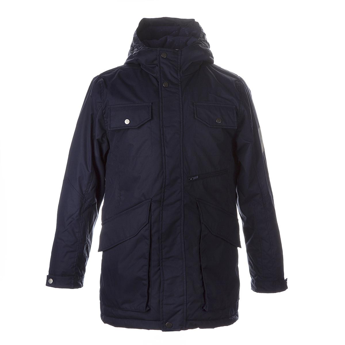 Куртка для мужчин VINCET, тёмно-синий