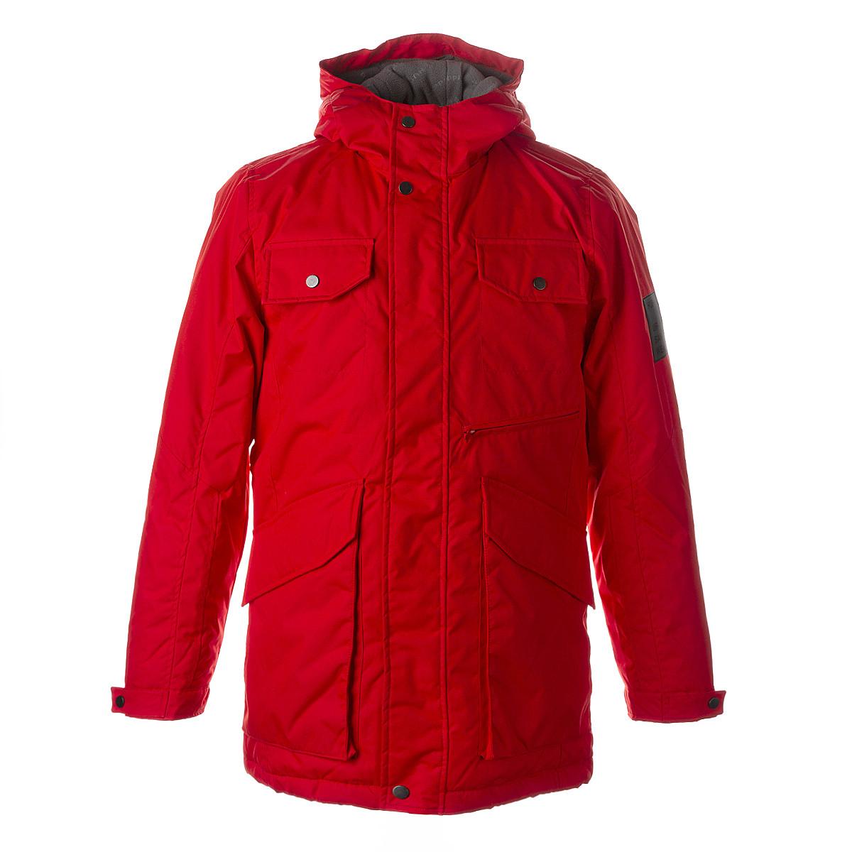 Куртка для мужчин VINCET, красный XL