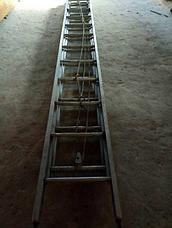 Лестница трехколенная выдвижная Л-3КМ (аналог ВПЛ), пожарная, фото 3