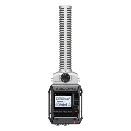 Двухканальный портативный аудио рекордер, Zoom F1-SP - фото 1