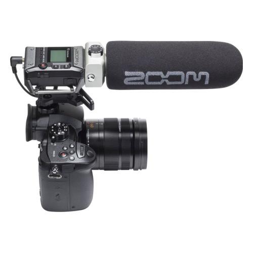Двухканальный портативный аудио рекордер, Zoom F1-SP - фото 3