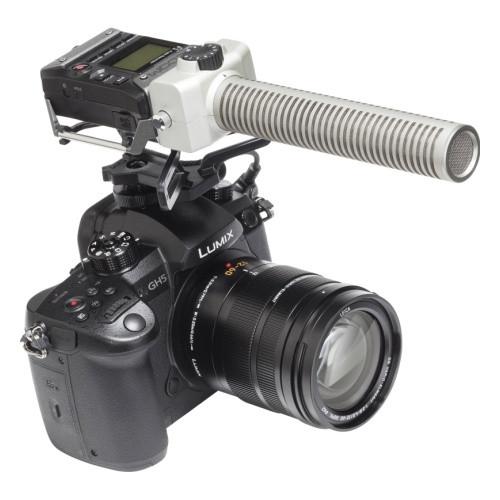 Двухканальный портативный аудио рекордер, Zoom F1-SP - фото 4