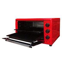 Мини печь Magna MF4515-04RD красный, фото 2