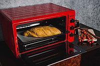 Мини печь Magna MF4515-04RD красный, фото 3