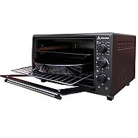 Мини печь Magna MF4515-18BM Черный, фото 4