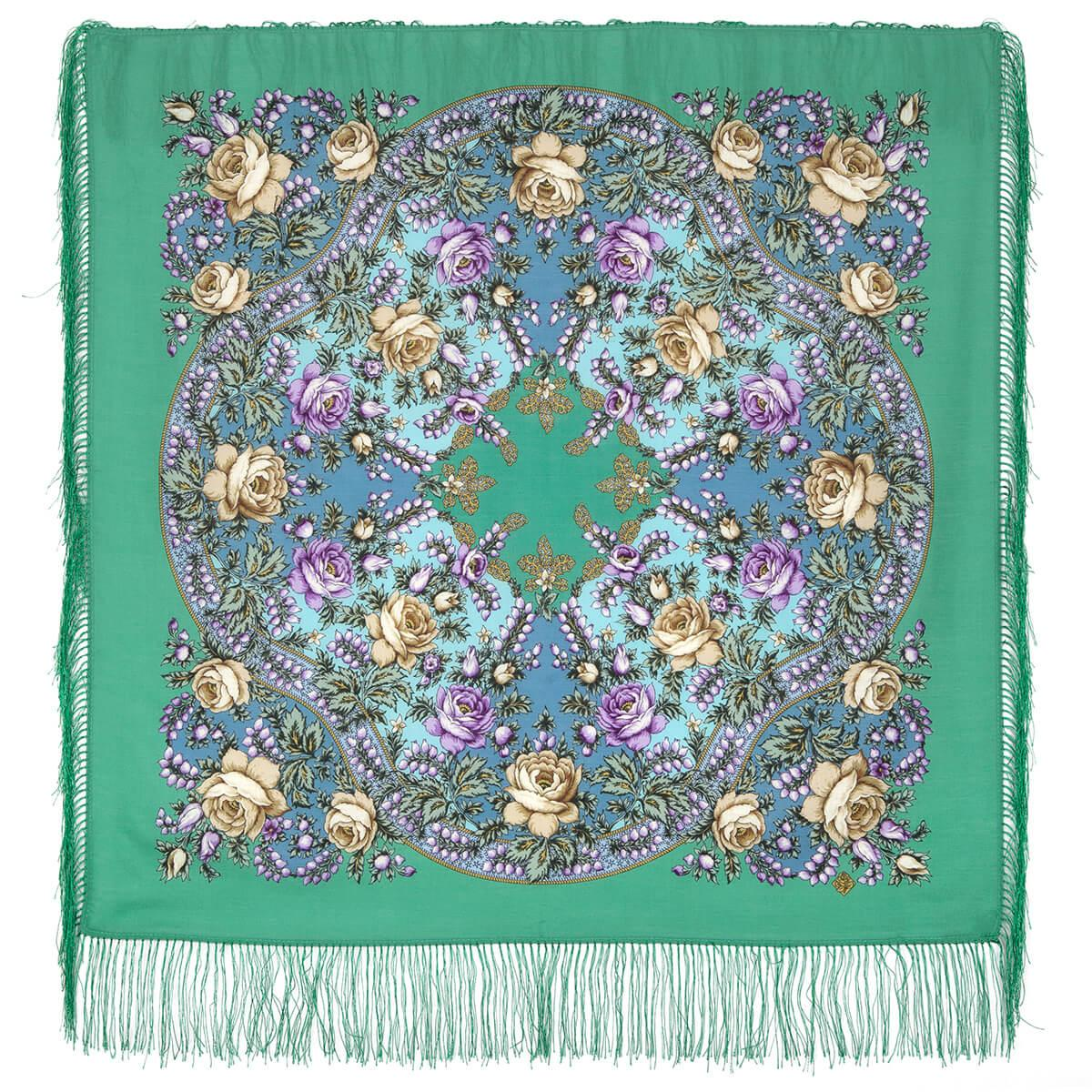 Платок Звездочка моя 1808-9 (89х89 см)