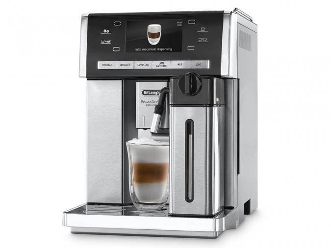 Кофемашина DeLonghi ESAM 6904.M металл