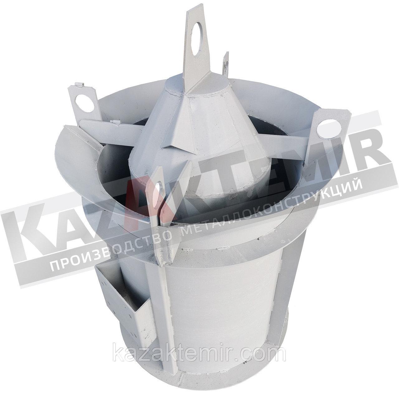 ЗКЦ 0.5 для производства дорожных железобетонных колец (металлоформа)