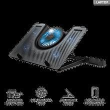 Подставка для ноутбука Trust GXT 1125 Quno черный