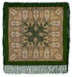 Платок Сады Шираза 855-7 (89х89 см), фото 2