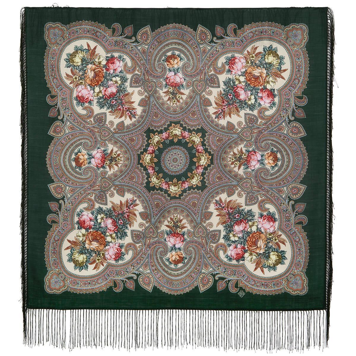 Платок Свидание с летом 1814-9 (89х89 см)