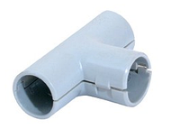 Тройник соед. для трубы 16 мм