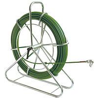 Устройство для протяжки кабеля STRONG, вертикальное, 40 м HAUPA 143210