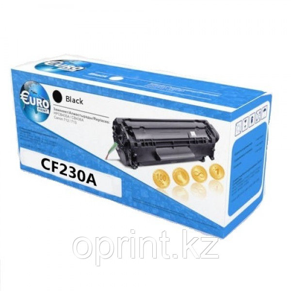 Картридж HP 30А  (с чипом)
