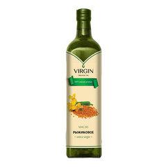 Масло Virgin Organic Oil Рыжиковое нерафинированное первого холодного отжима 250 мл