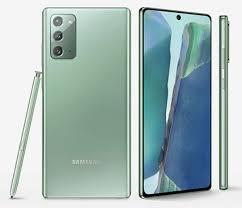 Samsung Note 20 8/256gb Green