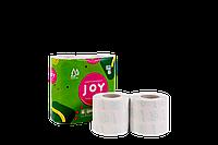 """Трехслойная целлюлозная туалетная бумага """"Joy"""""""
