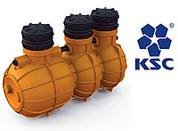 Системы биологической очистки сточных вод- система Биосток 4- 2000 литров