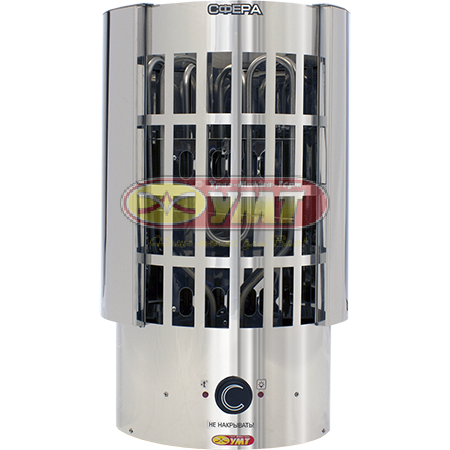 Электрокаменка для бани и сауны Сфера» ЭКМ-4,5 кВт - фото 1