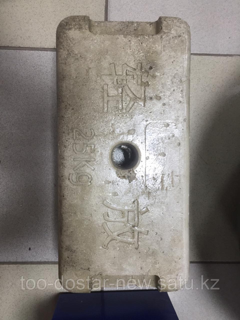 Контргруза на люльки ZLP-630