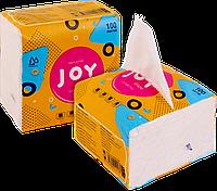 """Салфетки целлюлозные """"Joy"""" - 100 листов, фото 1"""