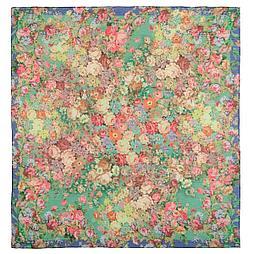 Павлопосадский платок 10200-10 (115х115 см)