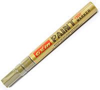 Маркер-краска Gxin P-262 золото