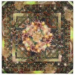 Павлопосадский платок 10248-10 (115х115 см)