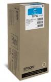 Картридж Epson C13T973200 WorkForce Pro WF-C869R голубой XL