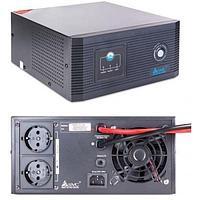 Инвертор, SVC, DIL-600 Мощность 600ВА/360Вт, вход 12В/выход 220В (чистаясинусоида на выходе), фото 1