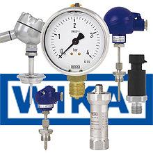 Контрольно-измерительные приборы WIKA