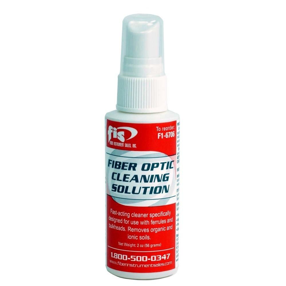 Чистящий раствор для оптического волокна FIS F1-6706