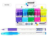 Ручка шариковая Mazari M-5748 Lirio синяя