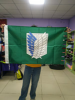 Флаг Атака Титанов