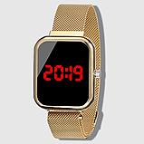 Наручные часы с магнитным ремешком., фото 5