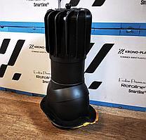 Вентиляционный выход с вращающей турбиной для профиля СуперМонтерей, Монтерей PNOBN 150 Черный