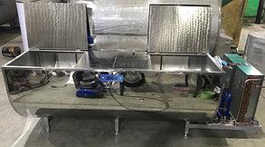 Установка охлаждения молока открытого типа УОМОТ-5000/3000 литров