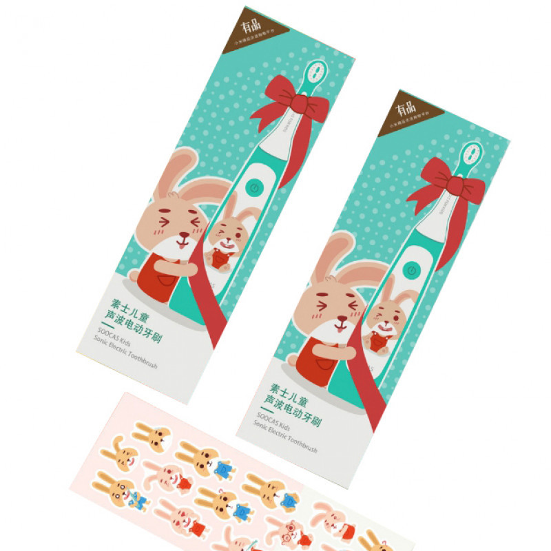 Детская электрическая зубная щетка Xiaomi Soocas Sonic Electric Toothbrush