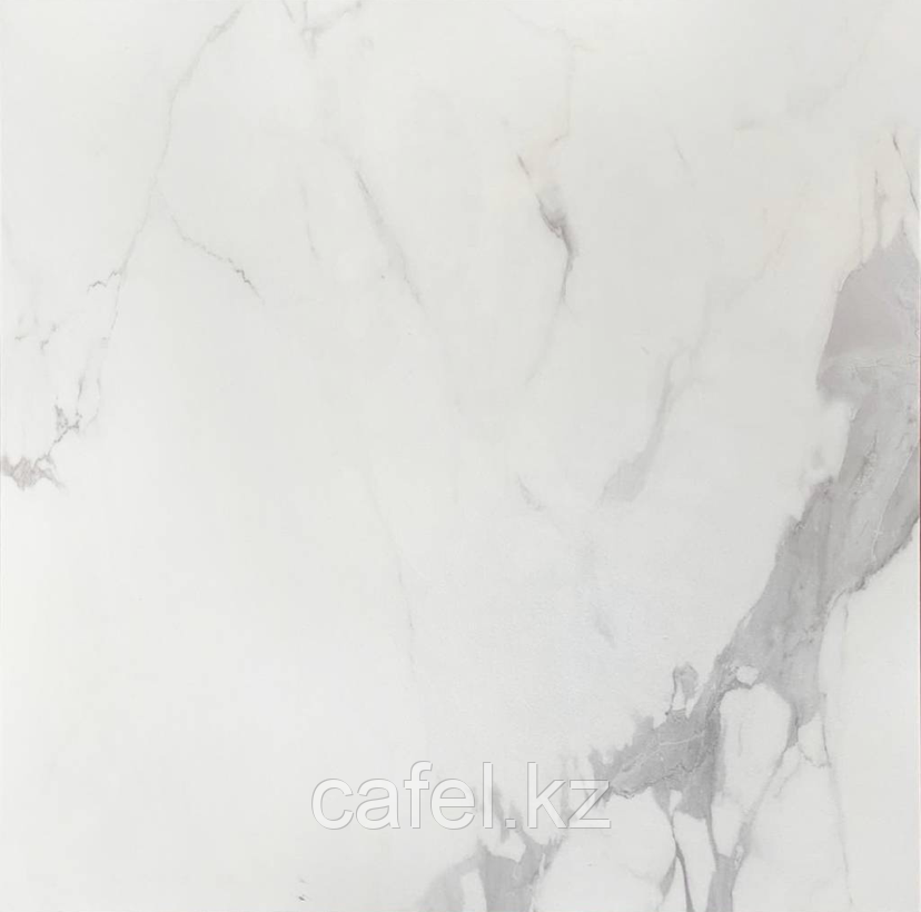 Керамогранит 60х60 белый под мрамор