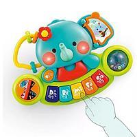Музыкальная игрушка пианино Слоник от Hola Toys арт. 3135