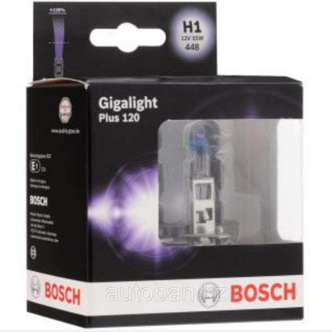 Лампа H1 BOSCH +120% Gigalight